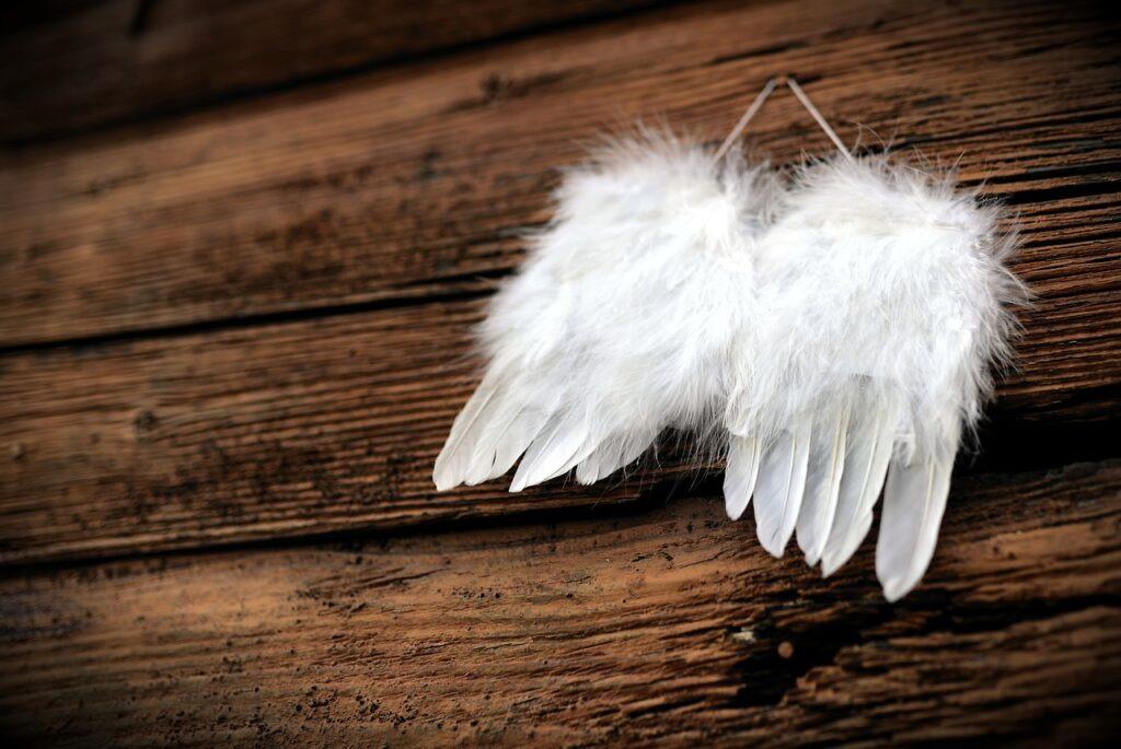 天使の羽根 大